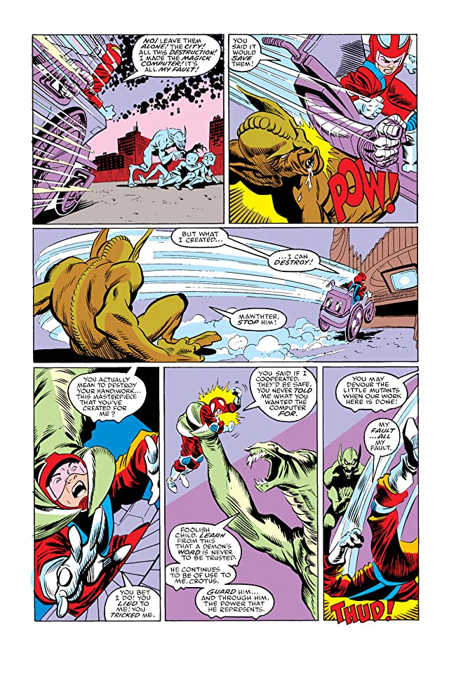 click for super-sized previews of X-Terminators #4