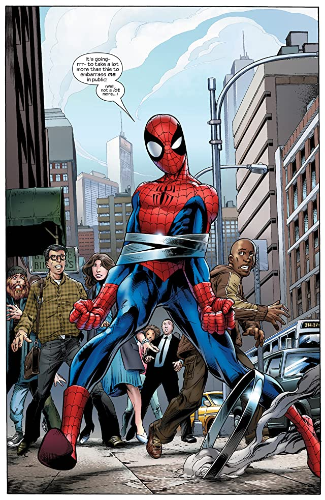 Ultimate Spider-Man (2000-2009) #91