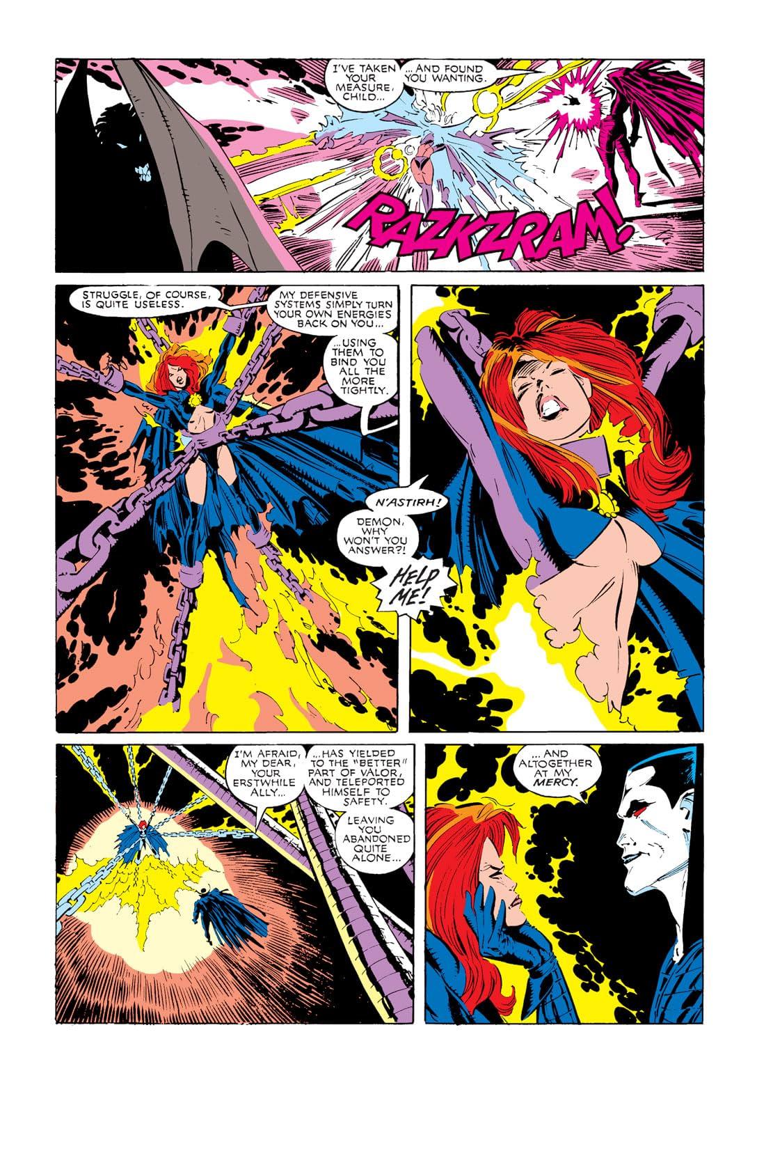 Uncanny X-Men (1963-2011) #241
