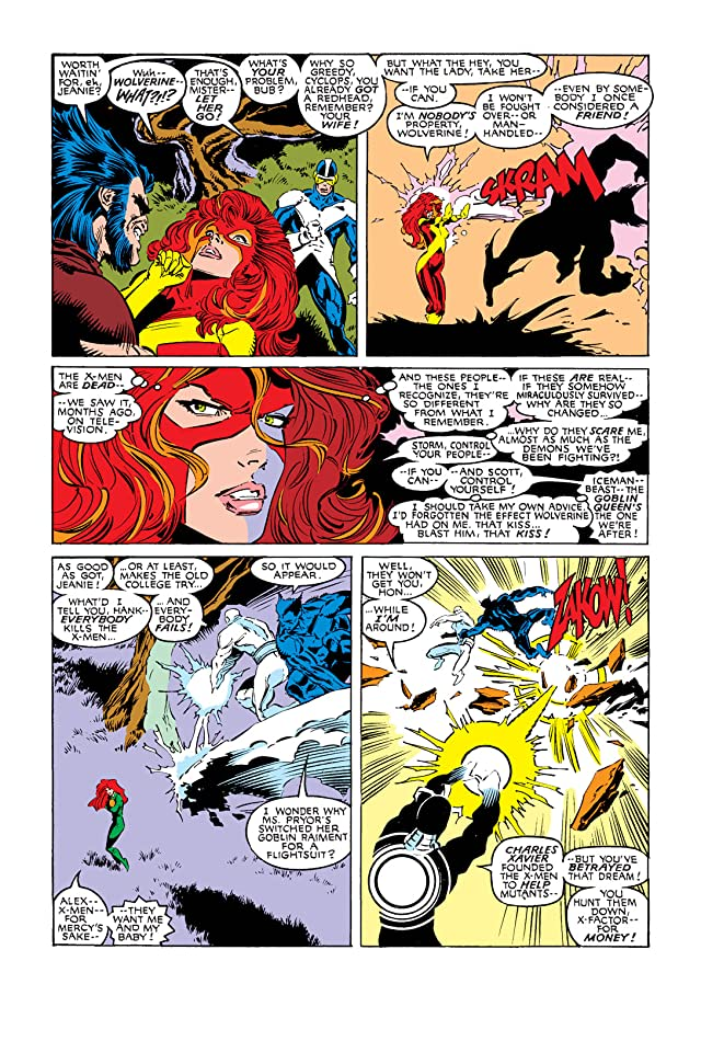 click for super-sized previews of Uncanny X-Men (1963-2011) #242