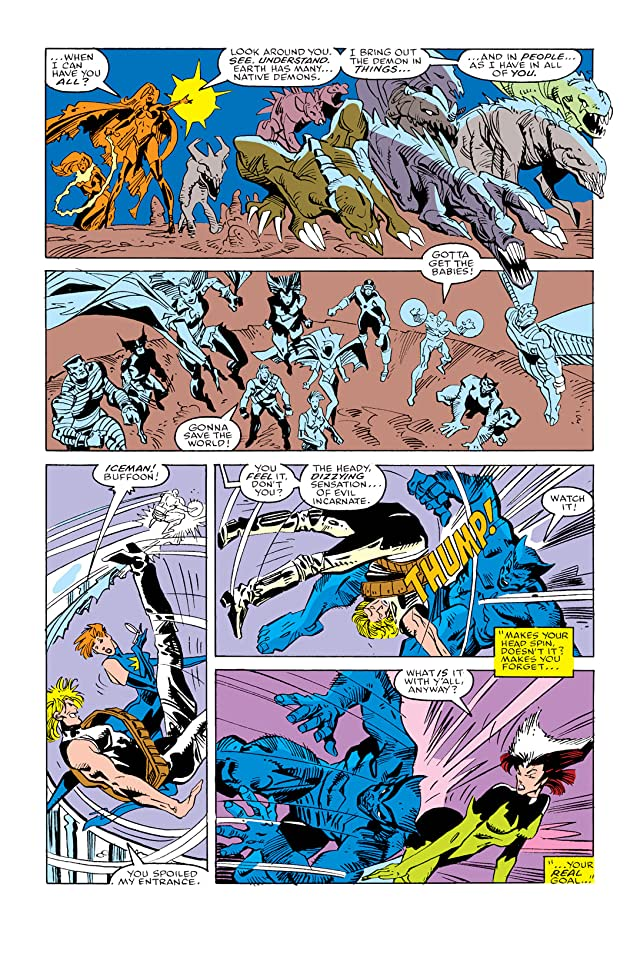 click for super-sized previews of X-Factor (1986-1998) #38