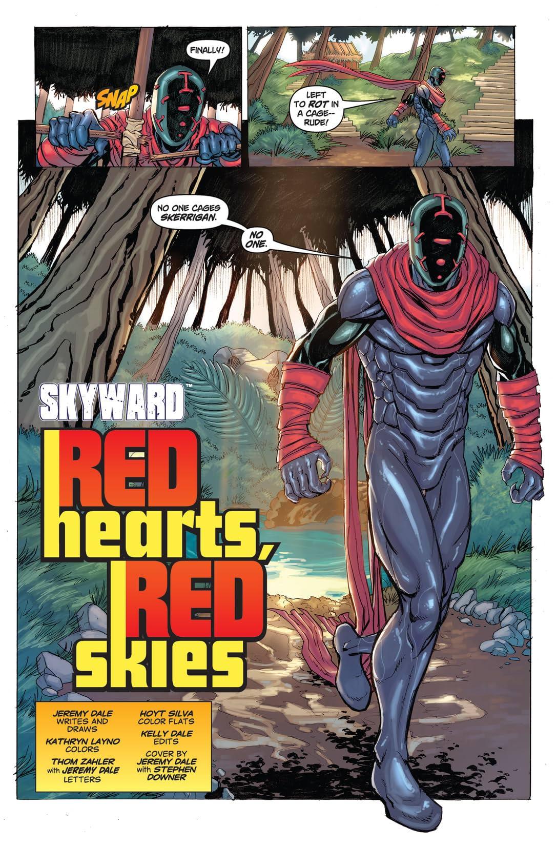 Skyward #8