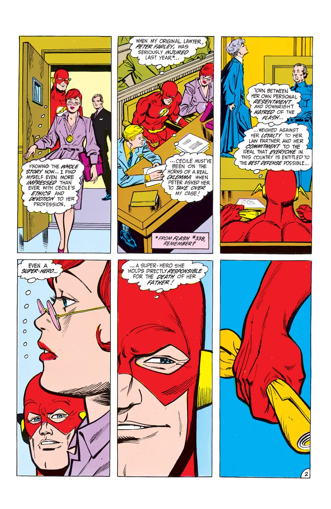 The Flash (1959-1985) #343