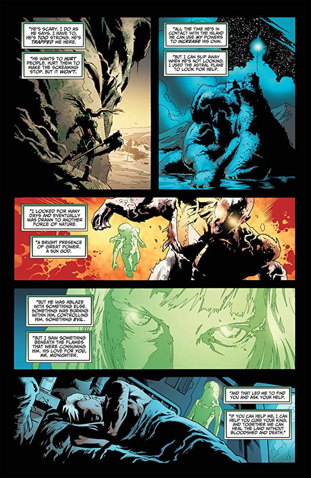click for super-sized previews of The Authority Vol. 5 #17