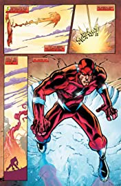 DC Retroactive: The Flash - The 90s #1