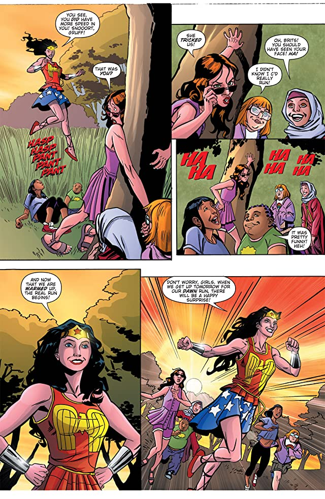 click for super-sized previews of DC Retroactive: Wonder Woman - The 90s #1