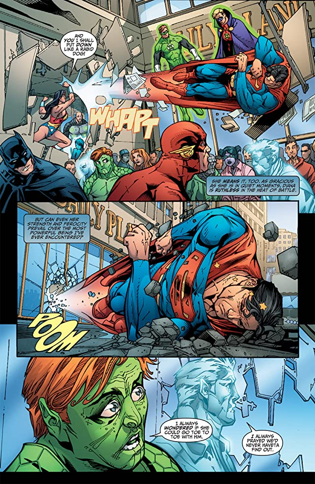 click for super-sized previews of DC Universe Online Legends #14