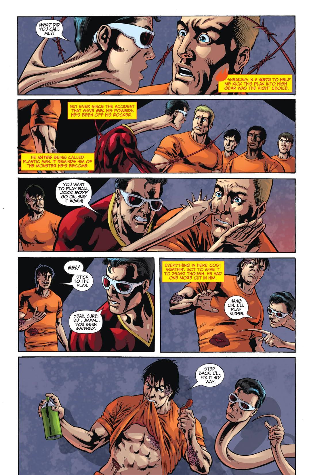 Flashpoint: Legion of Doom #2 (of 3)