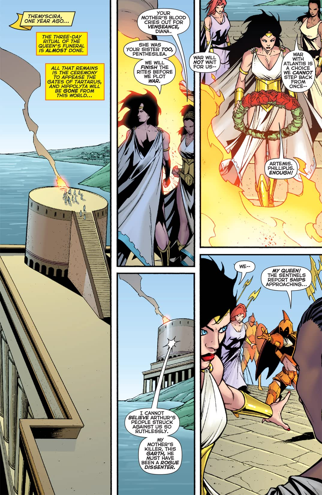 Flashpoint: Wonder Woman and the Furies #2 (of 3)
