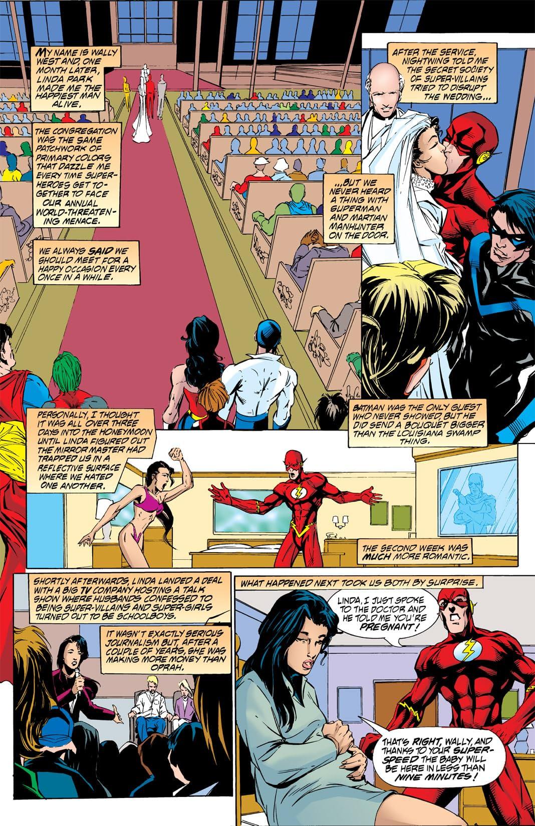 The Flash (1987-2009) #140