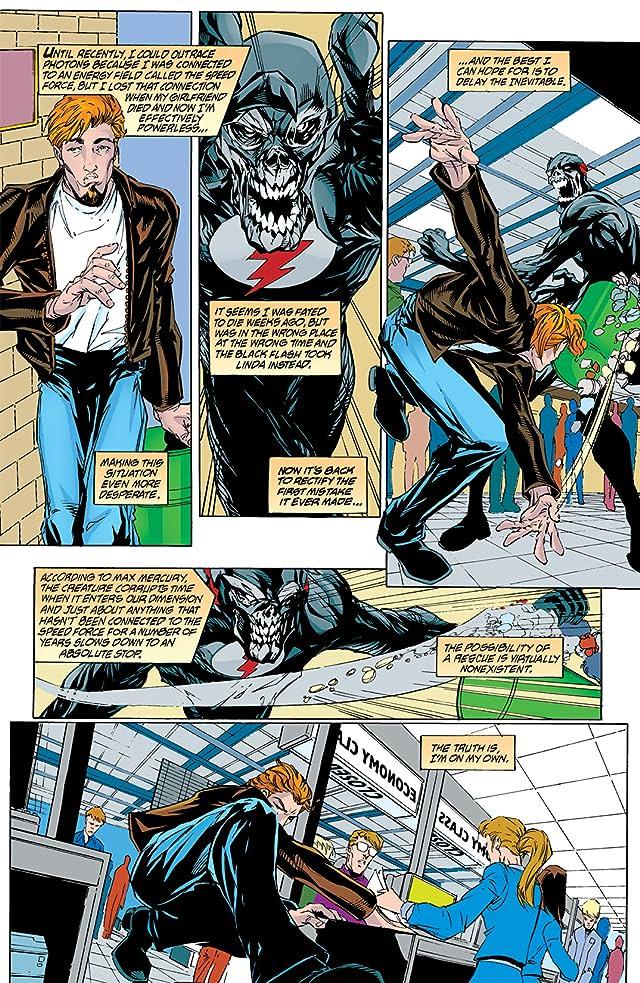 The Flash (1987-2009) #141