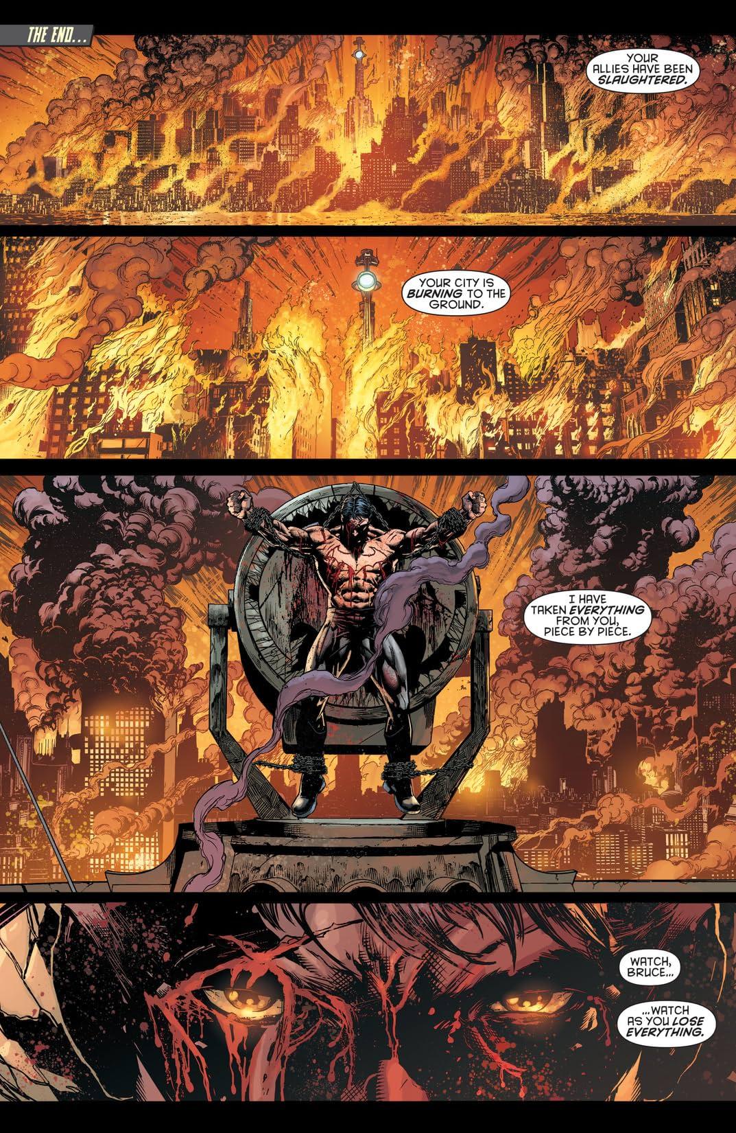 Batman Eternal (2014-2015) #1