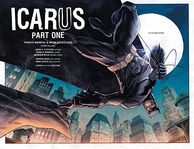 click for super-sized previews of Detective Comics (2011-) #30
