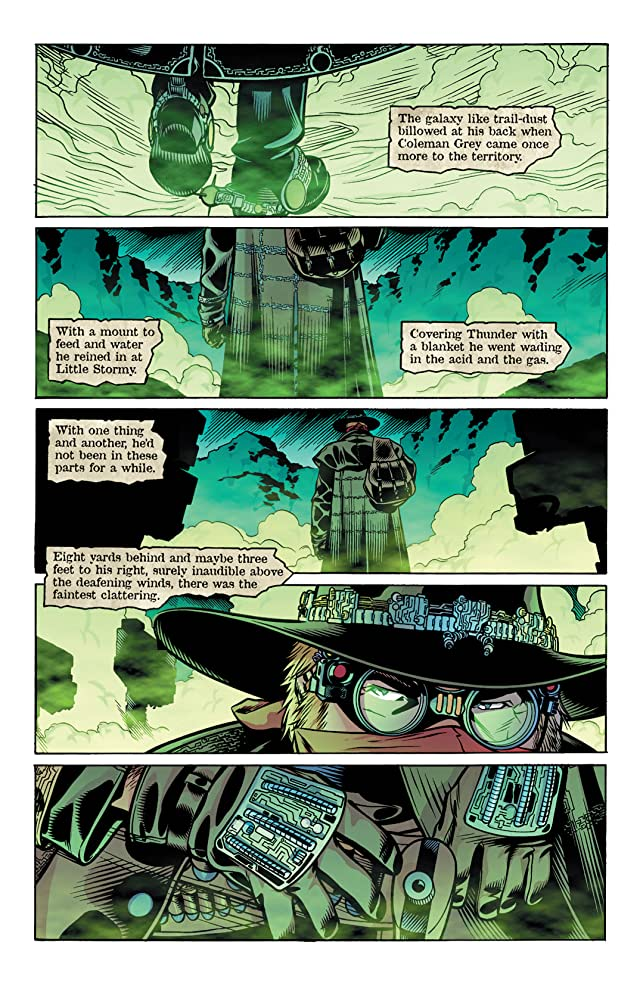 click for super-sized previews of Tom Strong #16