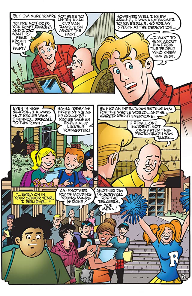 Life With Archie #37