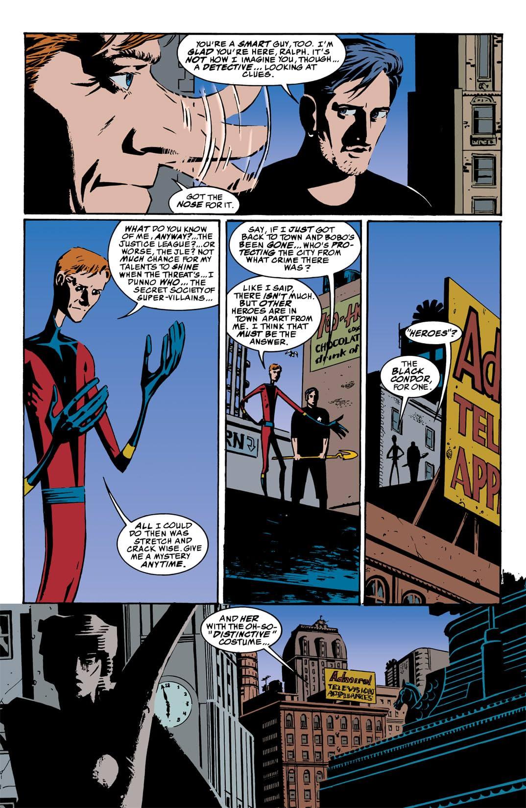 Starman (1994-2001) #61