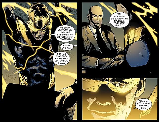 Smallville: Chaos #8