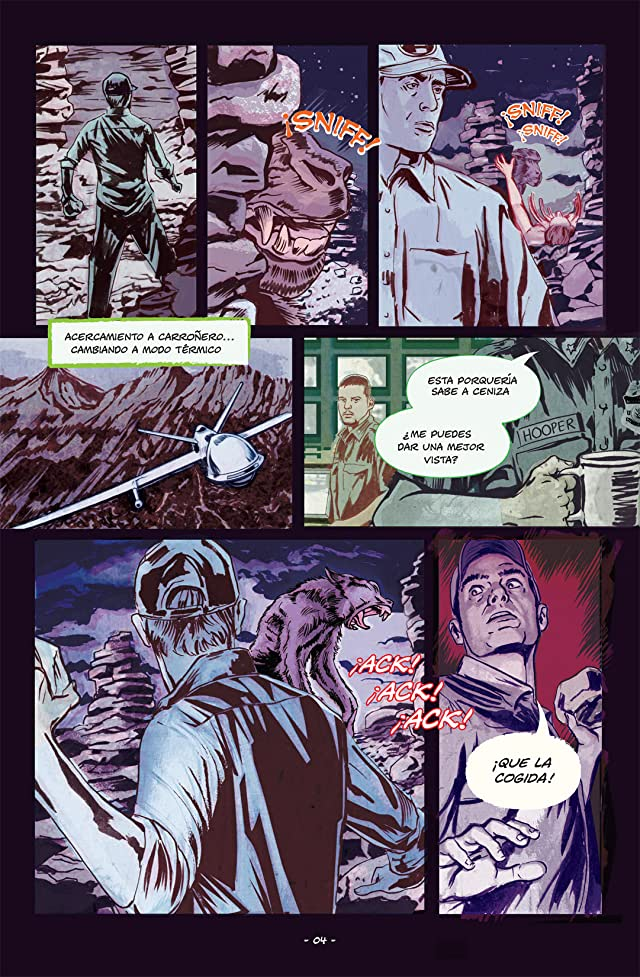 click for super-sized previews of Feeding Ground (En Espanol) #2