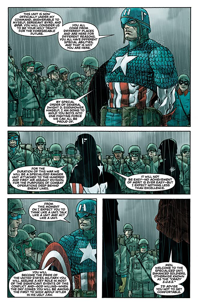 click for super-sized previews of All Winners Squad: Band of Heroes #2