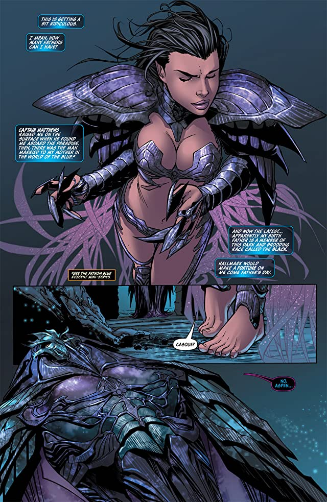 click for super-sized previews of Fathom Vol. 2 #3