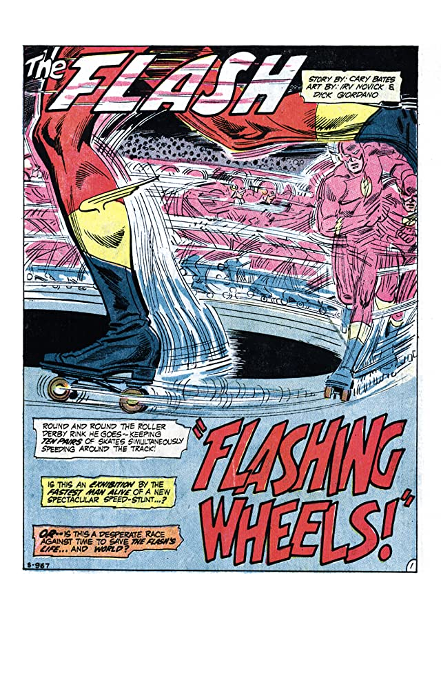 click for super-sized previews of The Flash (1959-1985) #211