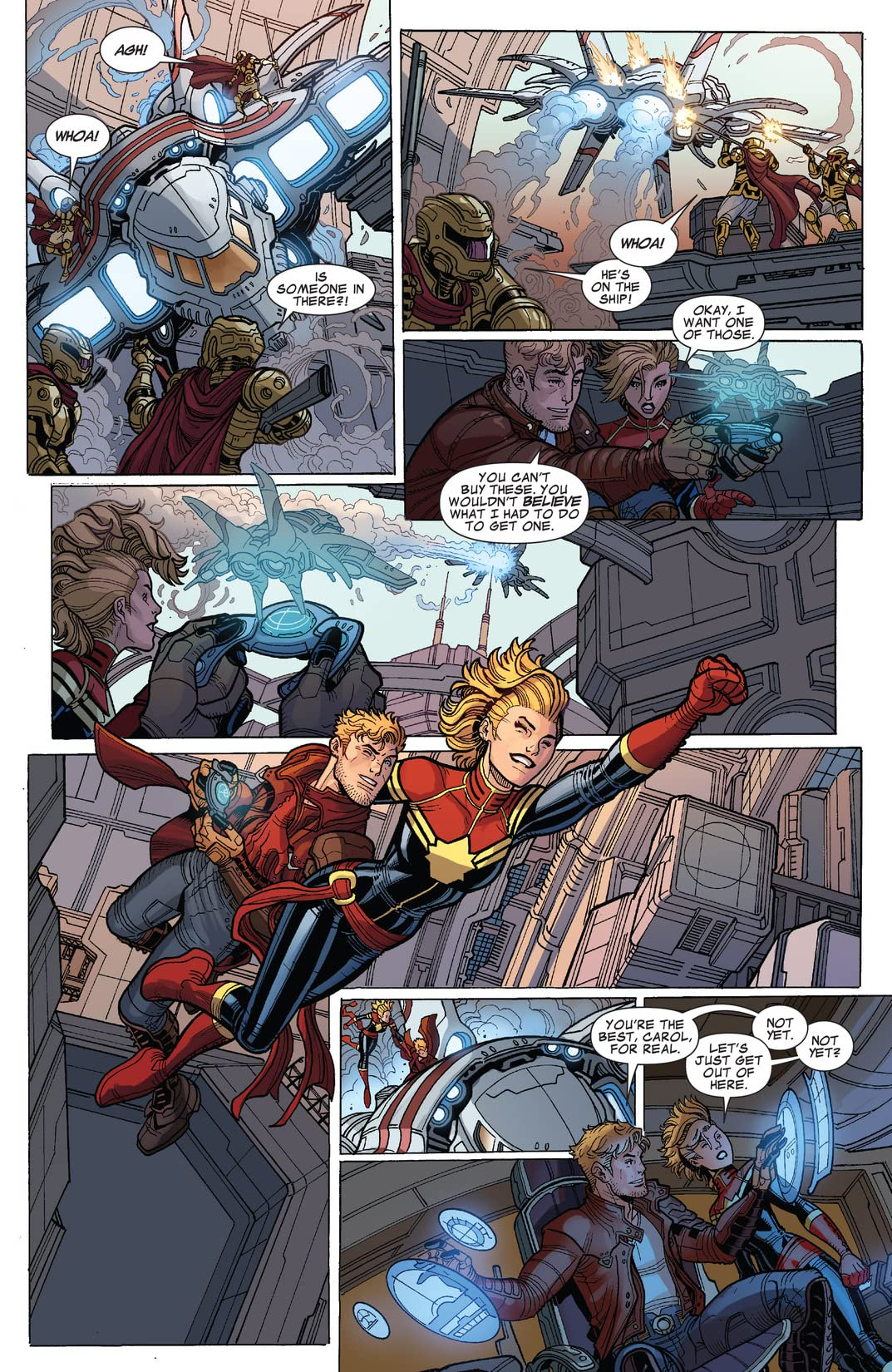 Guardians of the Galaxy (2013-2015) #17
