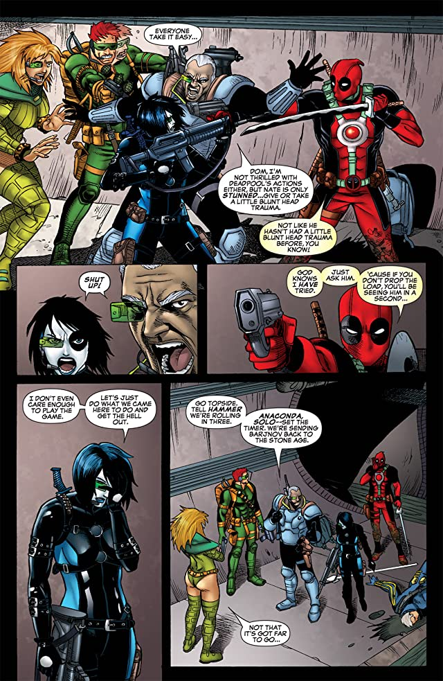 click for super-sized previews of Cable & Deadpool #34