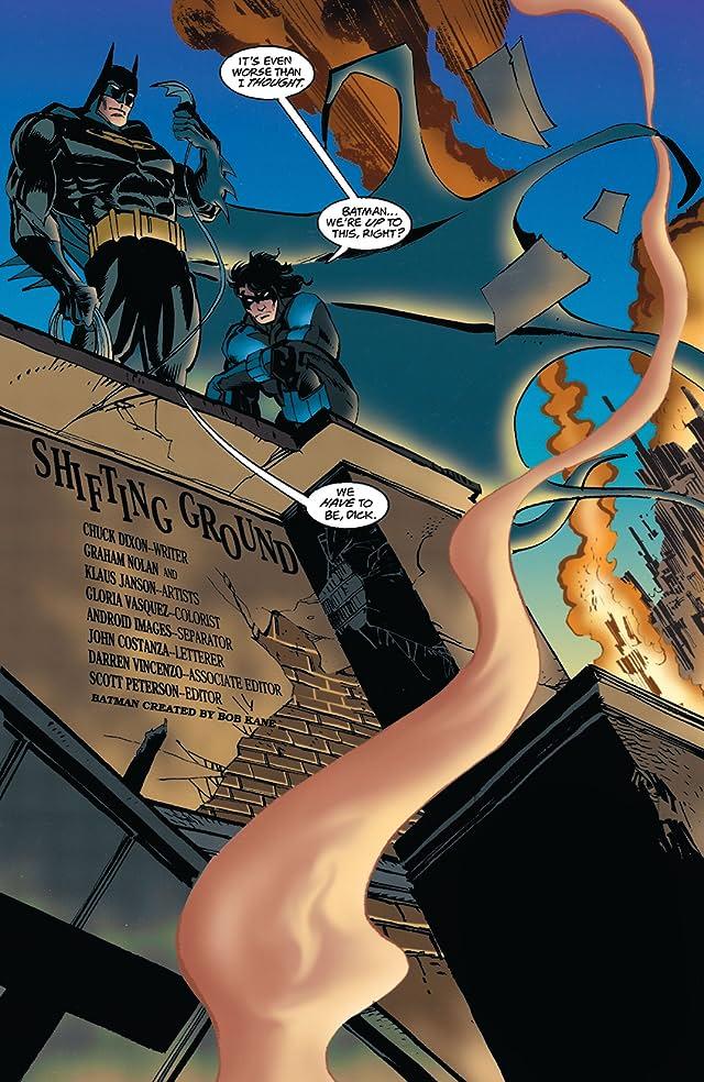 Detective Comics (1937-2011) #721