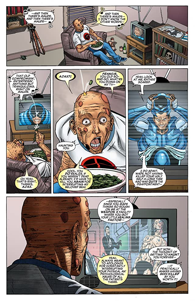 click for super-sized previews of Cable & Deadpool #35