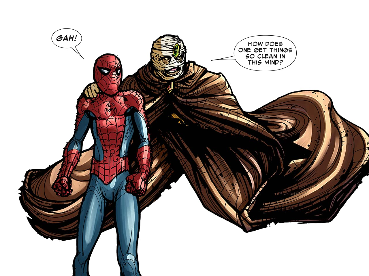 Amazing Spider-Man: Who Am I? Infinite Digital Comic #8