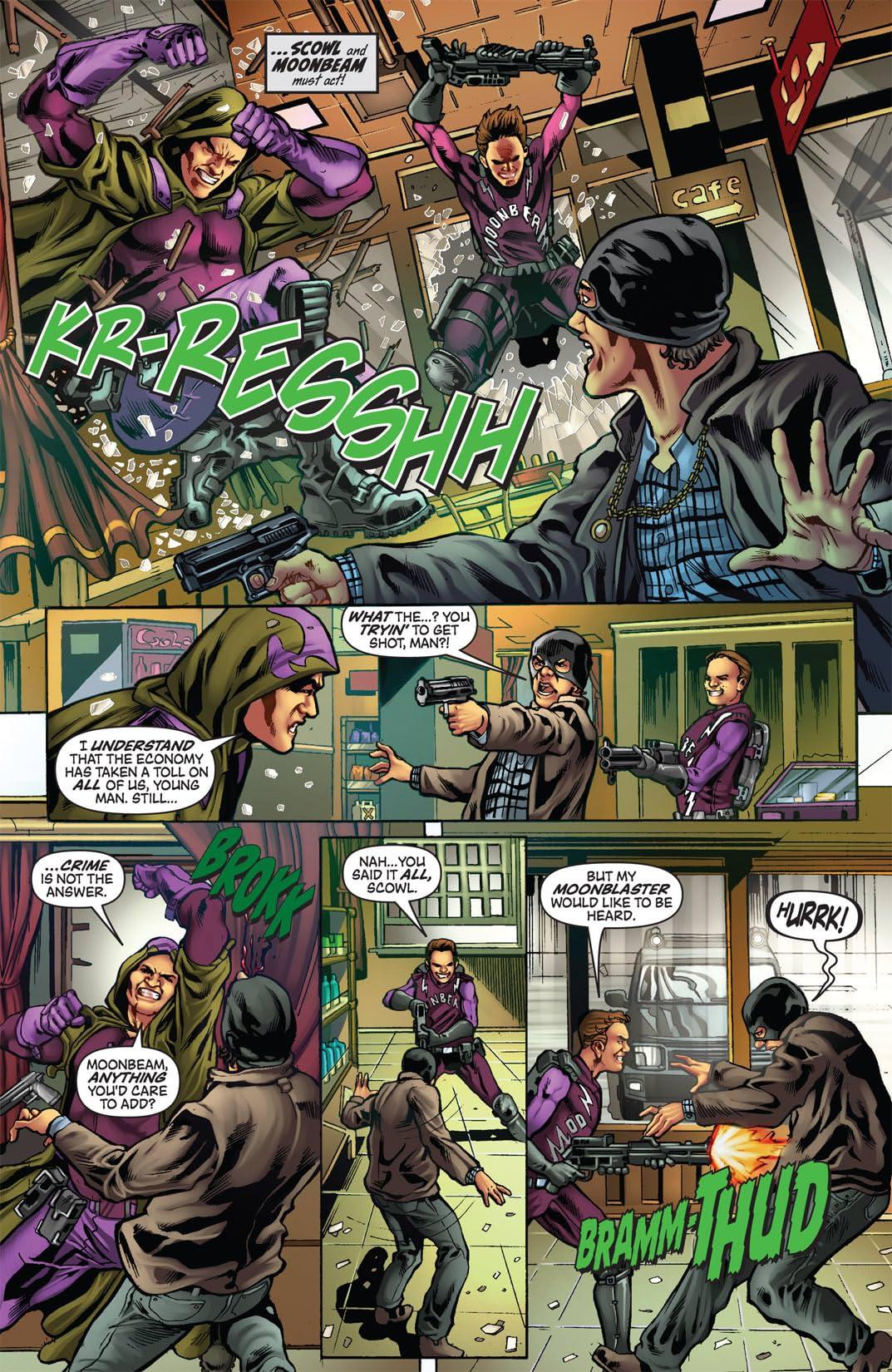 Green Hornet #16