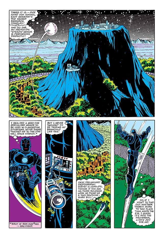 Iron Man (1968-1996) #152