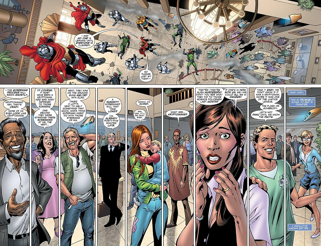 Supergirl (2005-2011): Annual #1