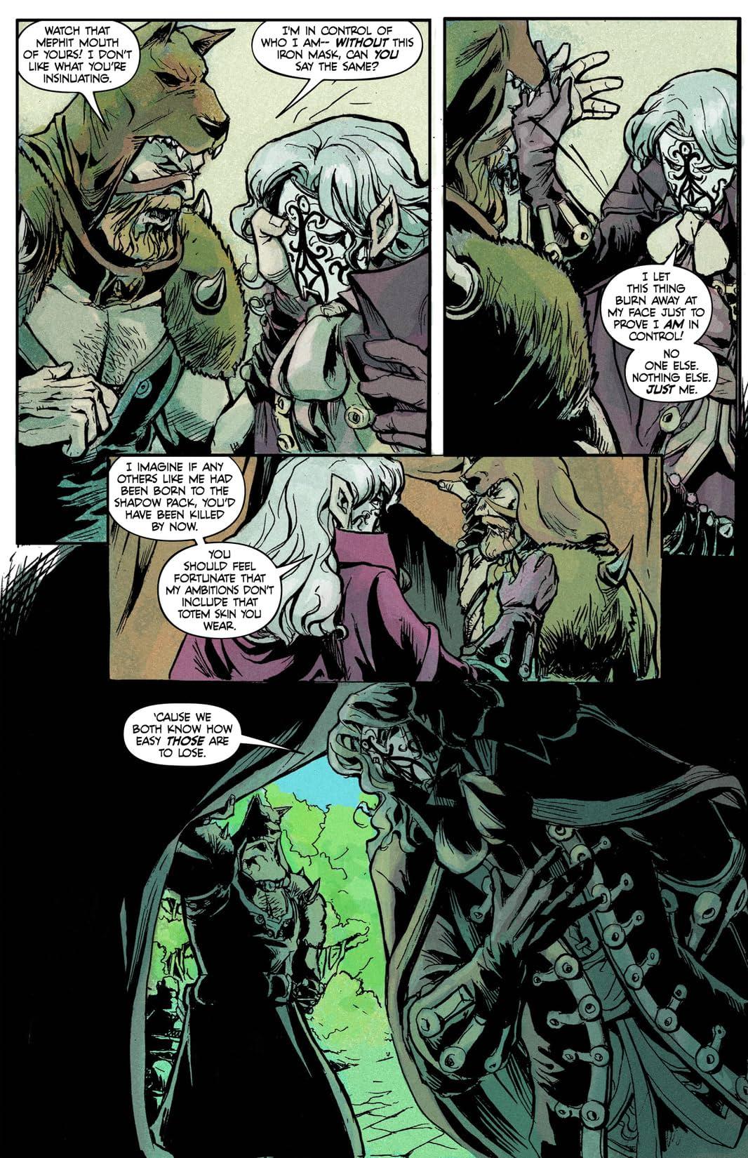 Raven Nevermore #5