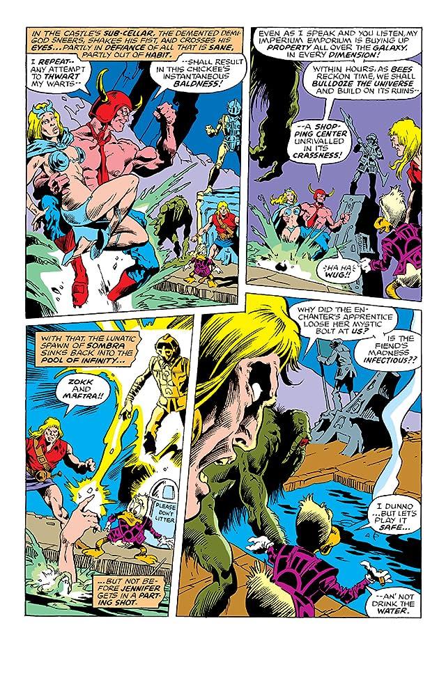 Howard the Duck (1976-1979) #23