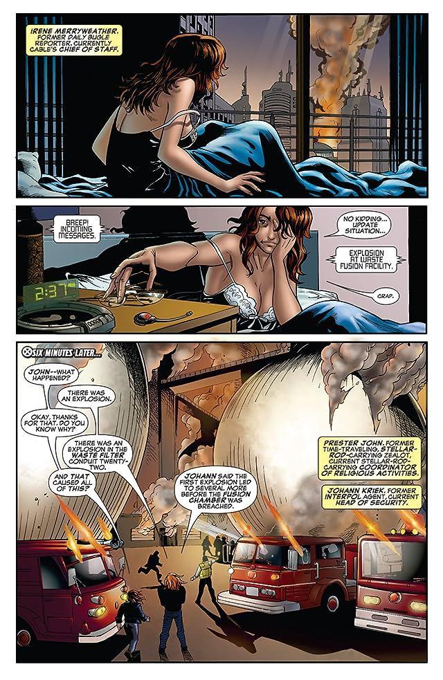 Cable & Deadpool #33