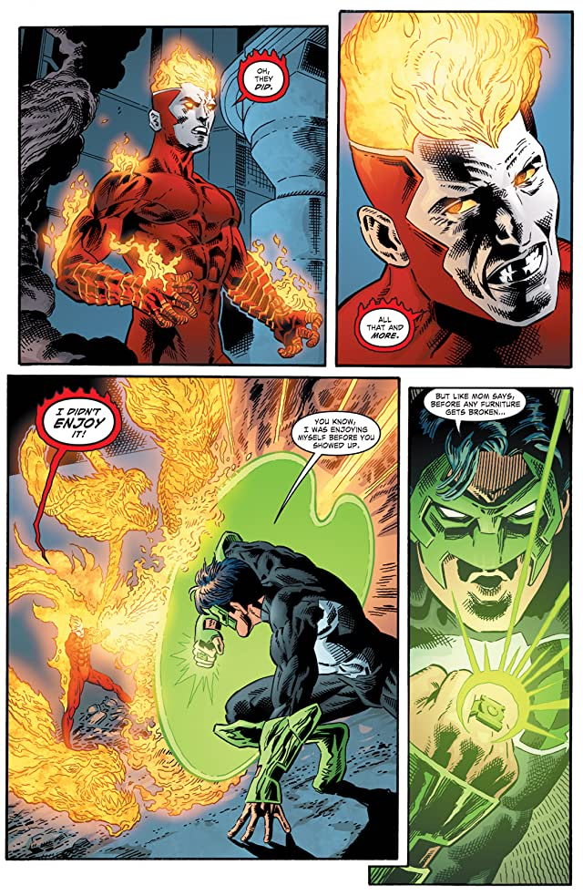 click for super-sized previews of DC Retroactive: Green Lantern - the 90s #1