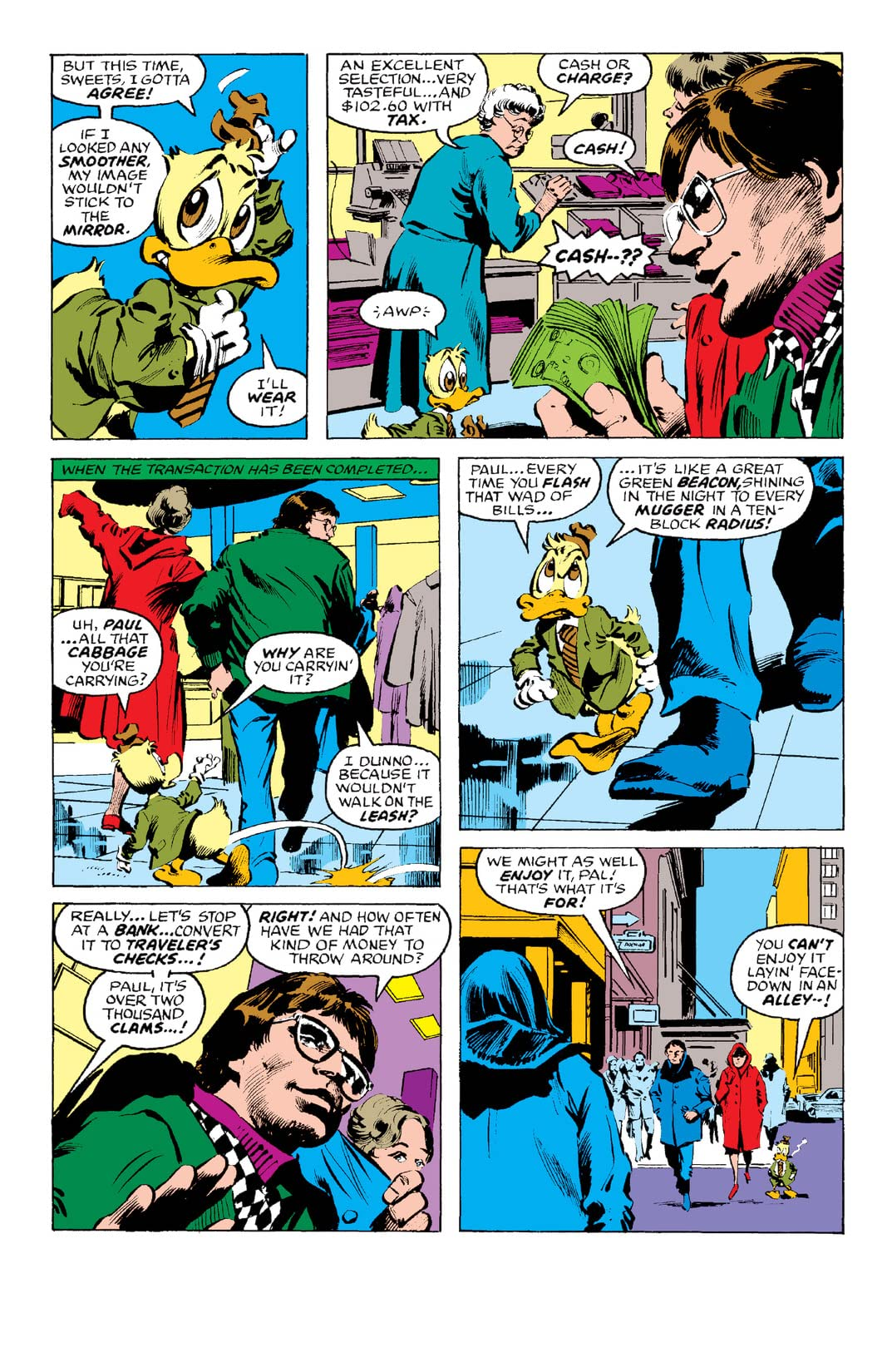 Howard the Duck (1976-1979) #25