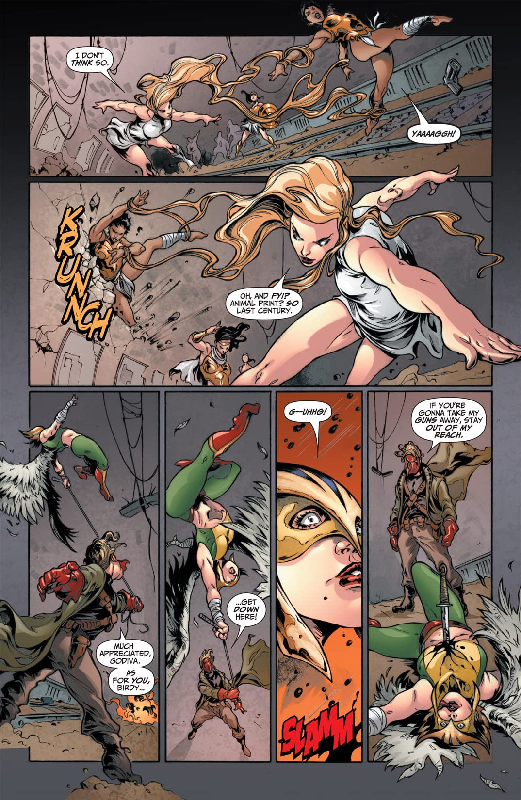 Flashpoint: Lois Lane and the Resistance #2 (of 3)