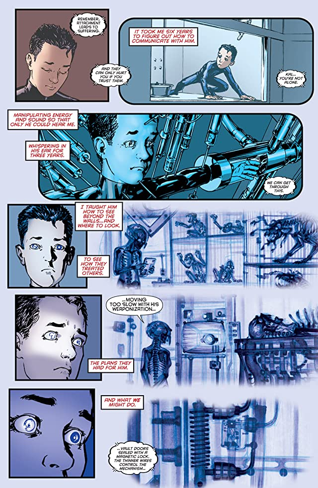 click for super-sized previews of Flashpoint: Project Superman #2
