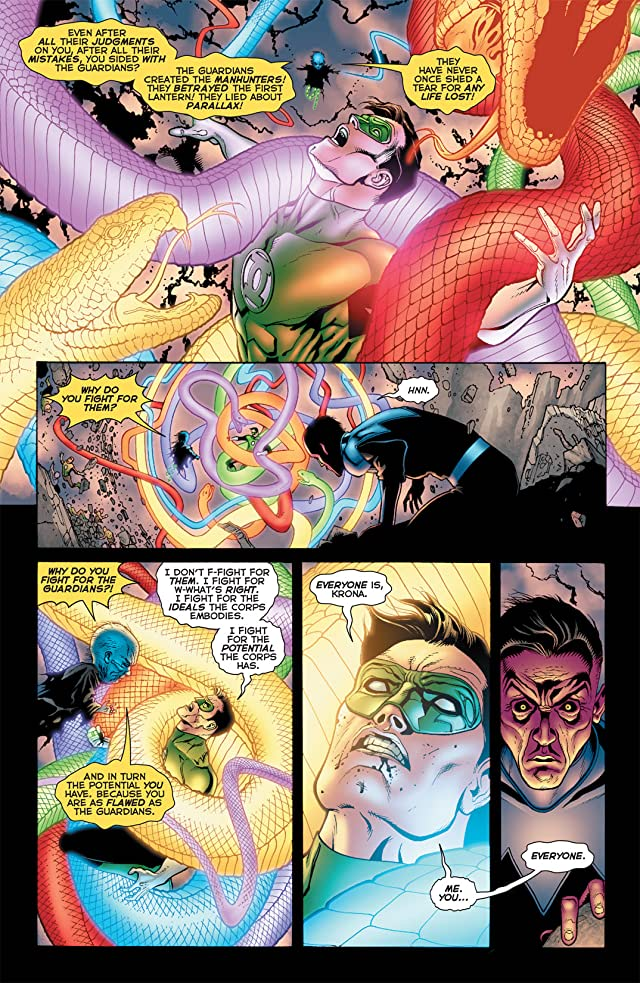 click for super-sized previews of Green Lantern (2005-2011) #67