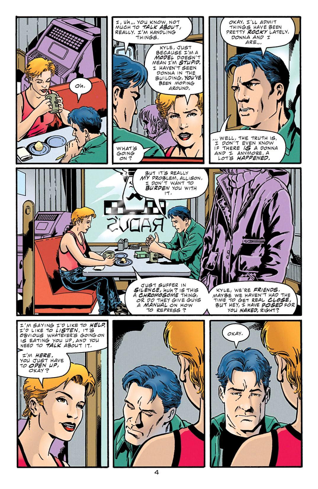 Green Lantern (1990-2004) #97