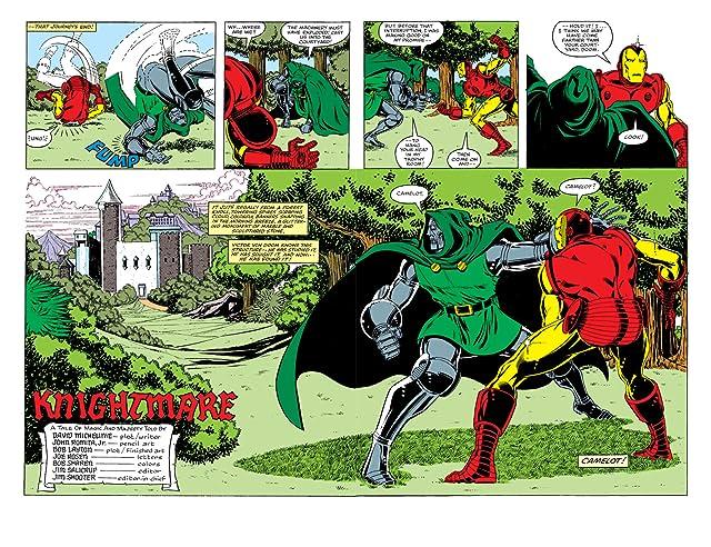 Iron Man (1968-1996) #150