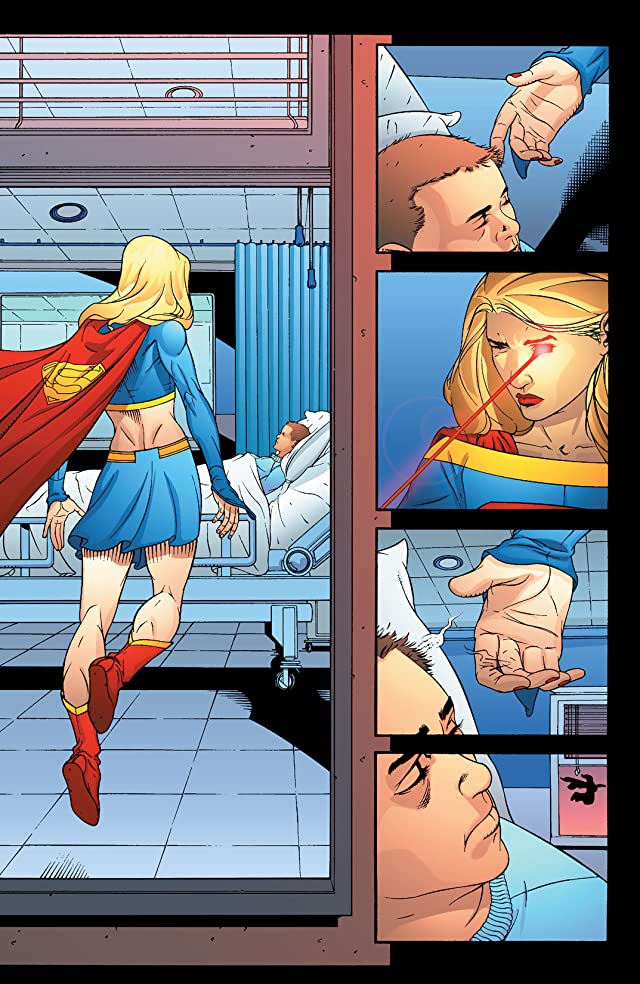 click for super-sized previews of Supergirl (2005-2011) #29
