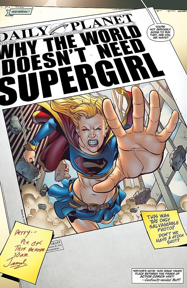 Supergirl (2005-2011) #34