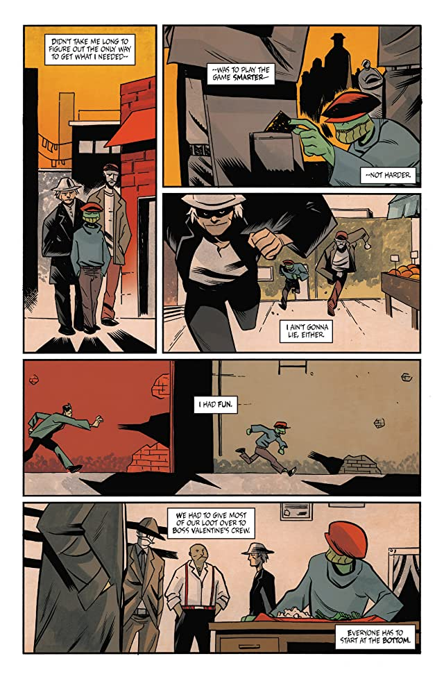 click for super-sized previews of Boss Snake: Cold Blood, Cold Streets