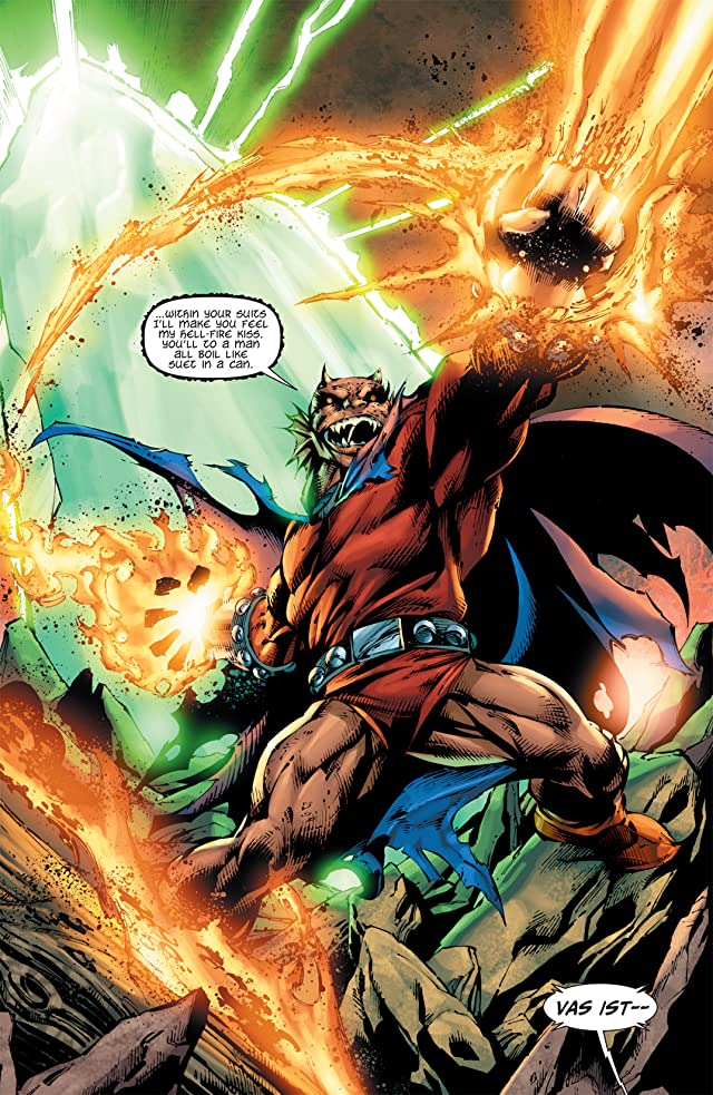 click for super-sized previews of Justice League of America (2006-2011) #44