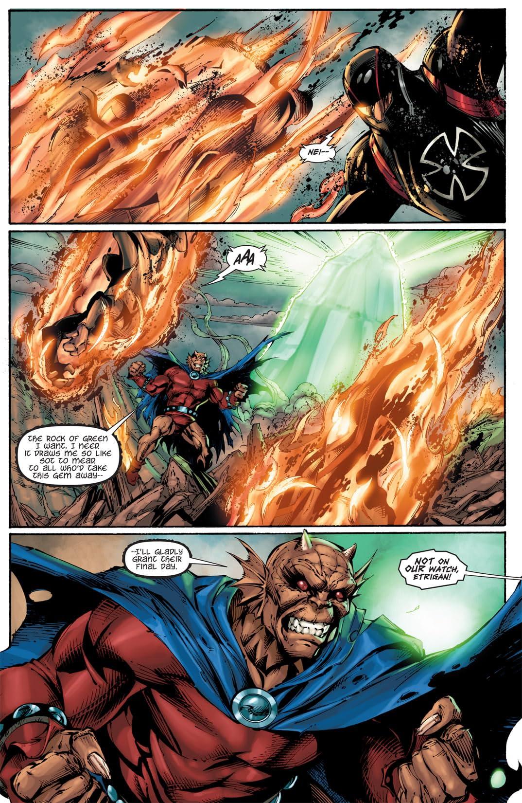 Justice League of America (2006-2011) #44