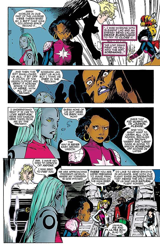 Legion Lost (2000-2001) #3 (of 12)