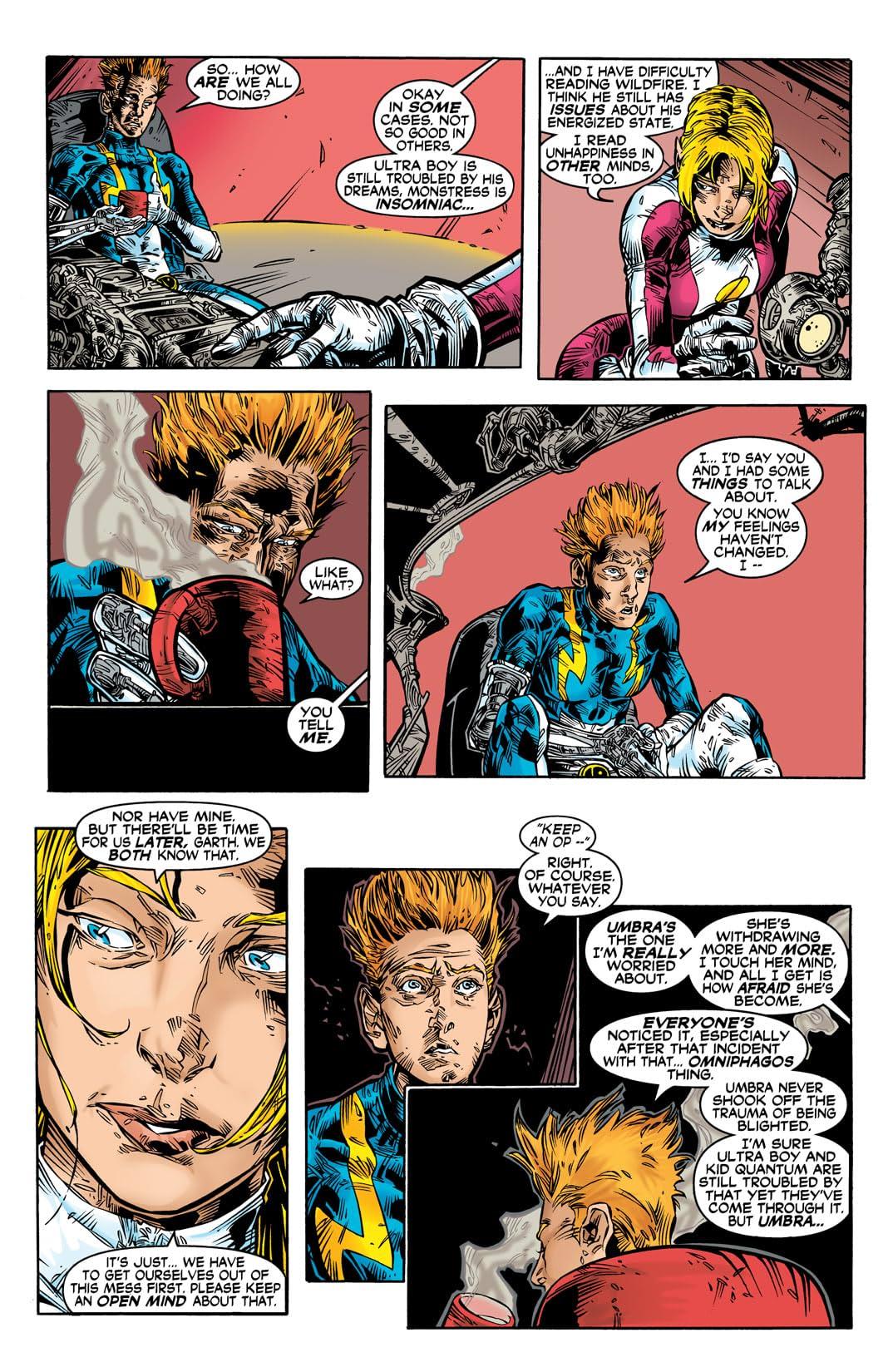 Legion Lost (2000-2001) #6 (of 12)
